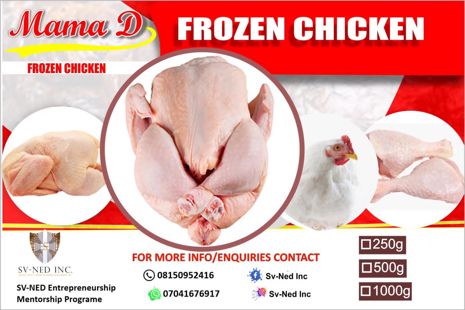 Mama D chicken