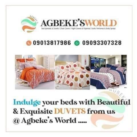 Agbeke ads