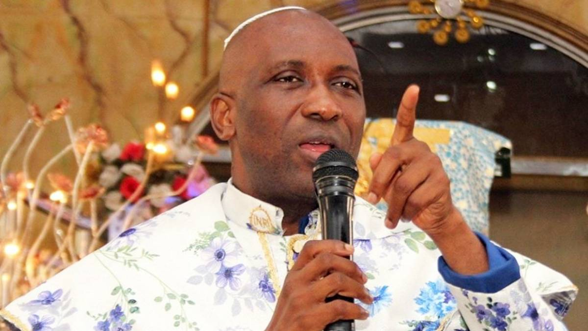 Primate Ayodele's Warnings To South Africa Comes To Pass Few Days After Warning